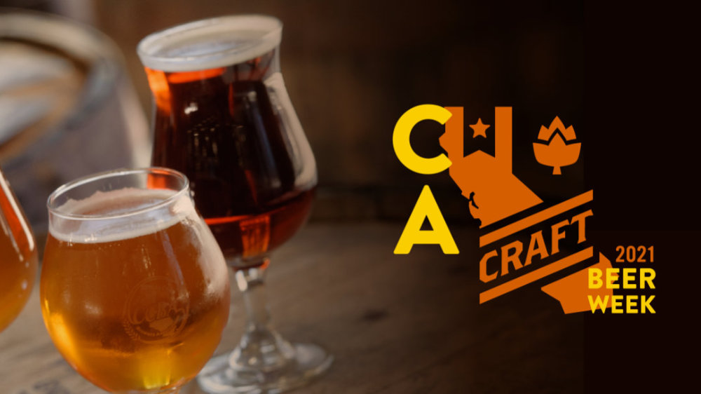 CA Craft Beer Week Kick Off - A Virtual Gathering of California's Craft Community