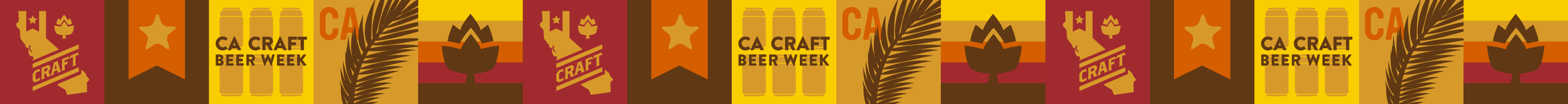CA Craft Beer Week Banner